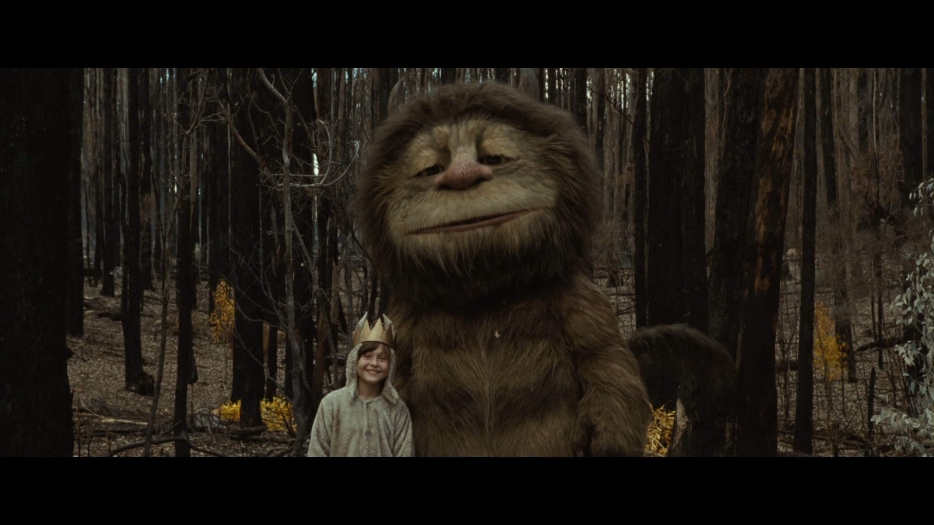 Where the Wild Things Are Review - DoBlu.com