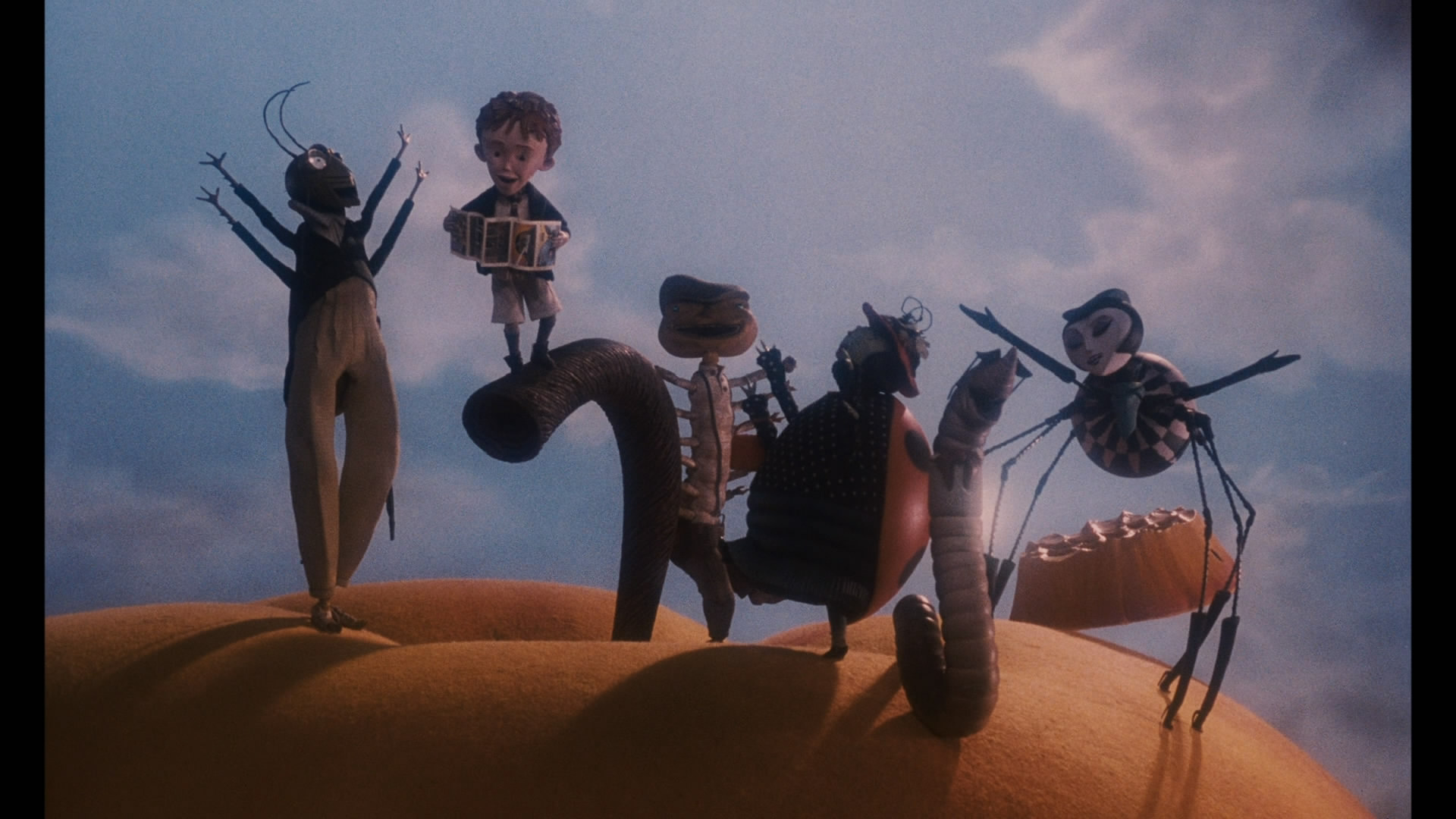 james and the giant peach Although he passed away in 1990, his popularity continues to increase as his fantastic novels, including james and the giant peach, matilda, the bfg, and charlie and the chocolate factory, delight an ever-growing legion of fans.