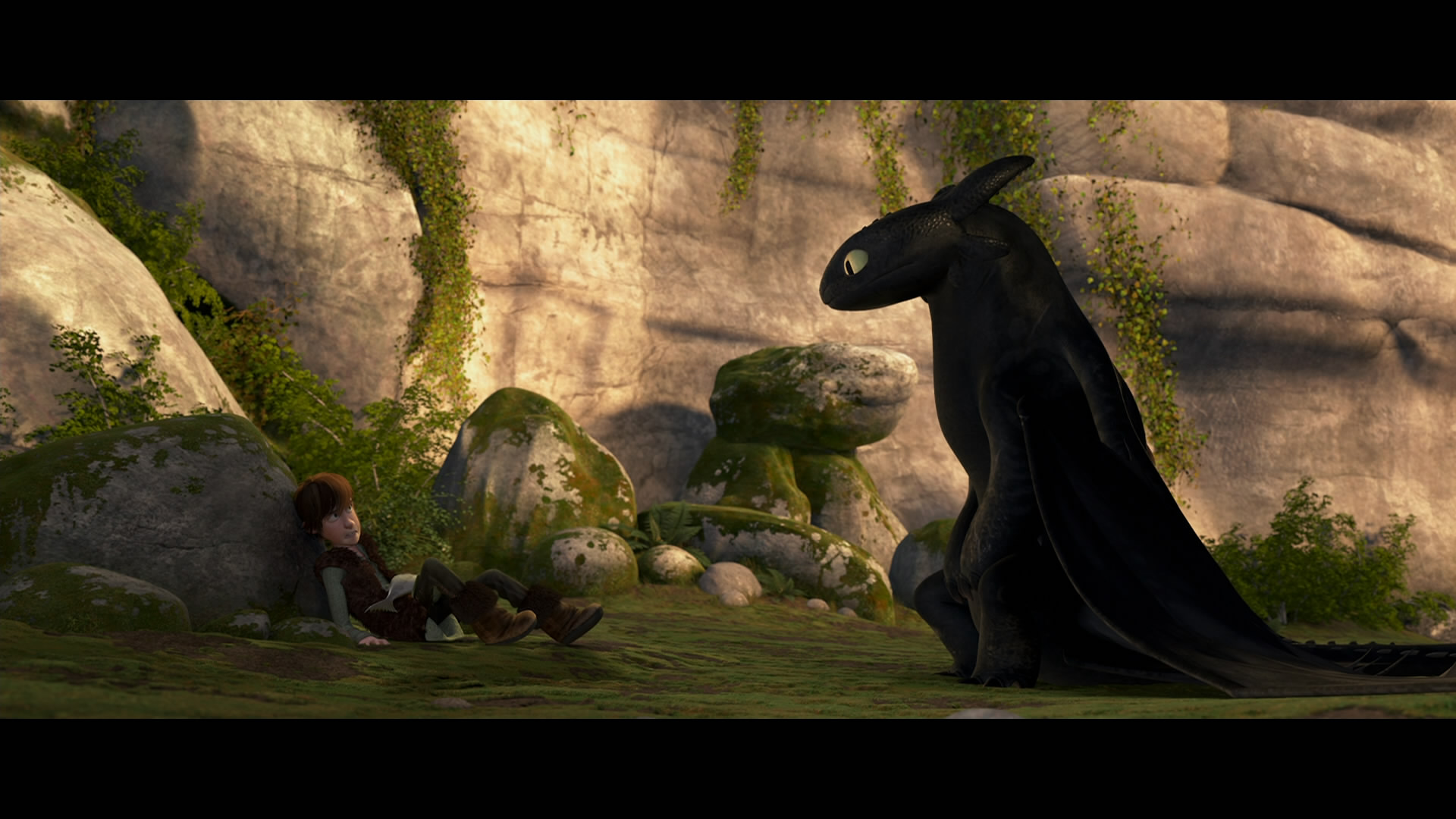 who is in how to train your dragon