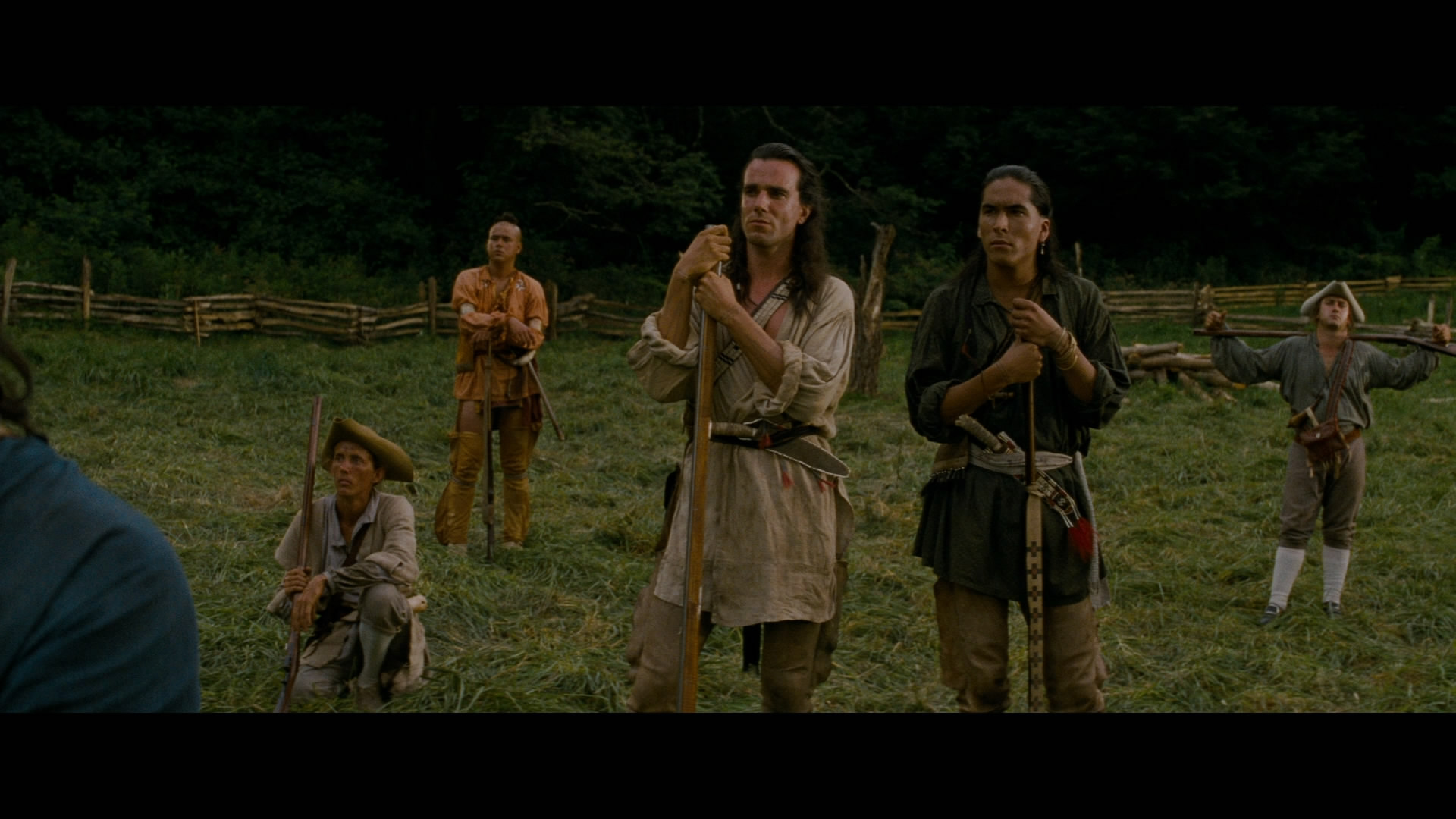 reaction papers on the last of the mohicans The last of the mohicans is grand entertainment romantic, exciting, though unremittingly violent at times real enough to elicit a visceral reaction.