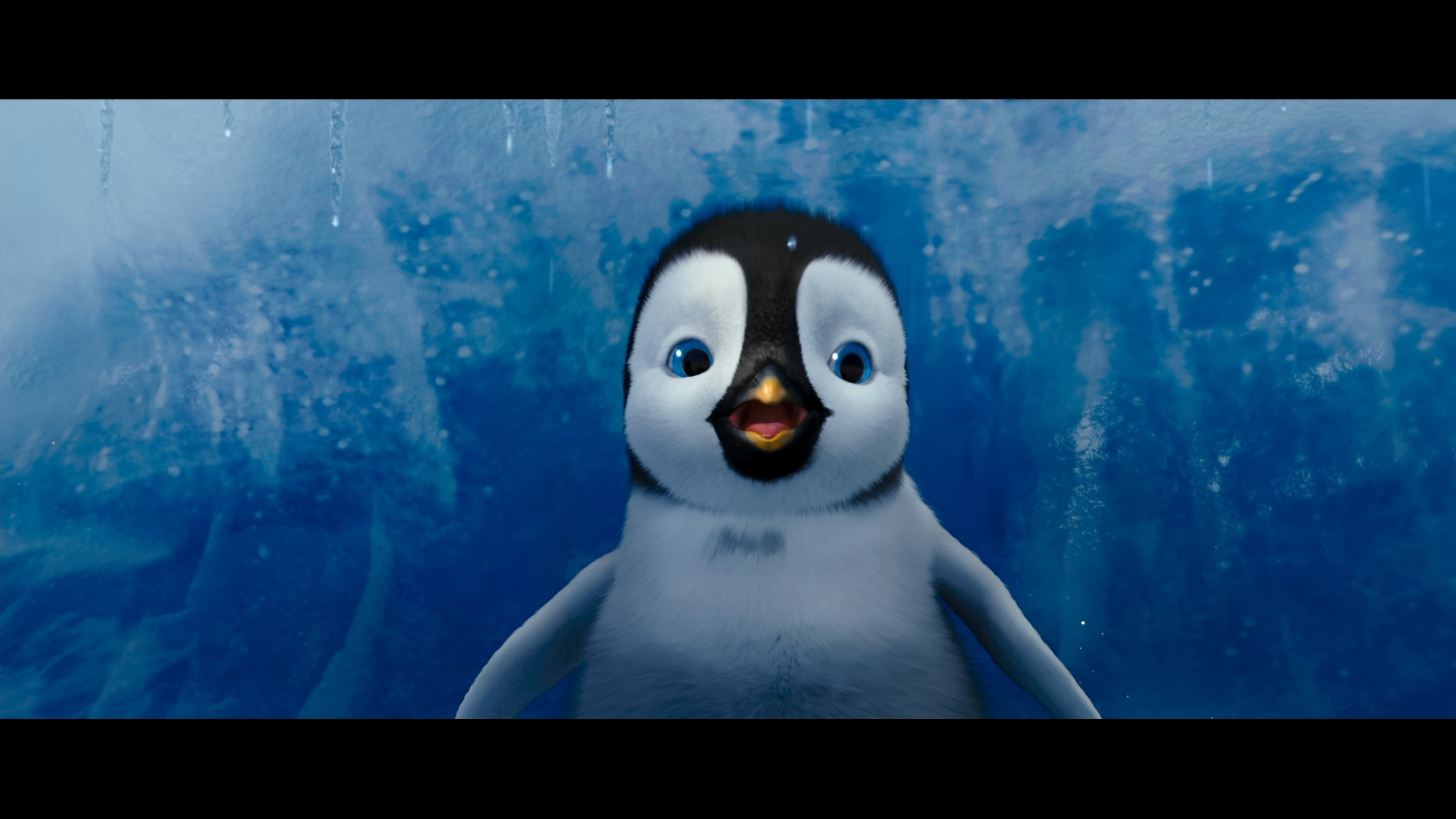 Happy Feet  Talking and Playing With Movies  verbal