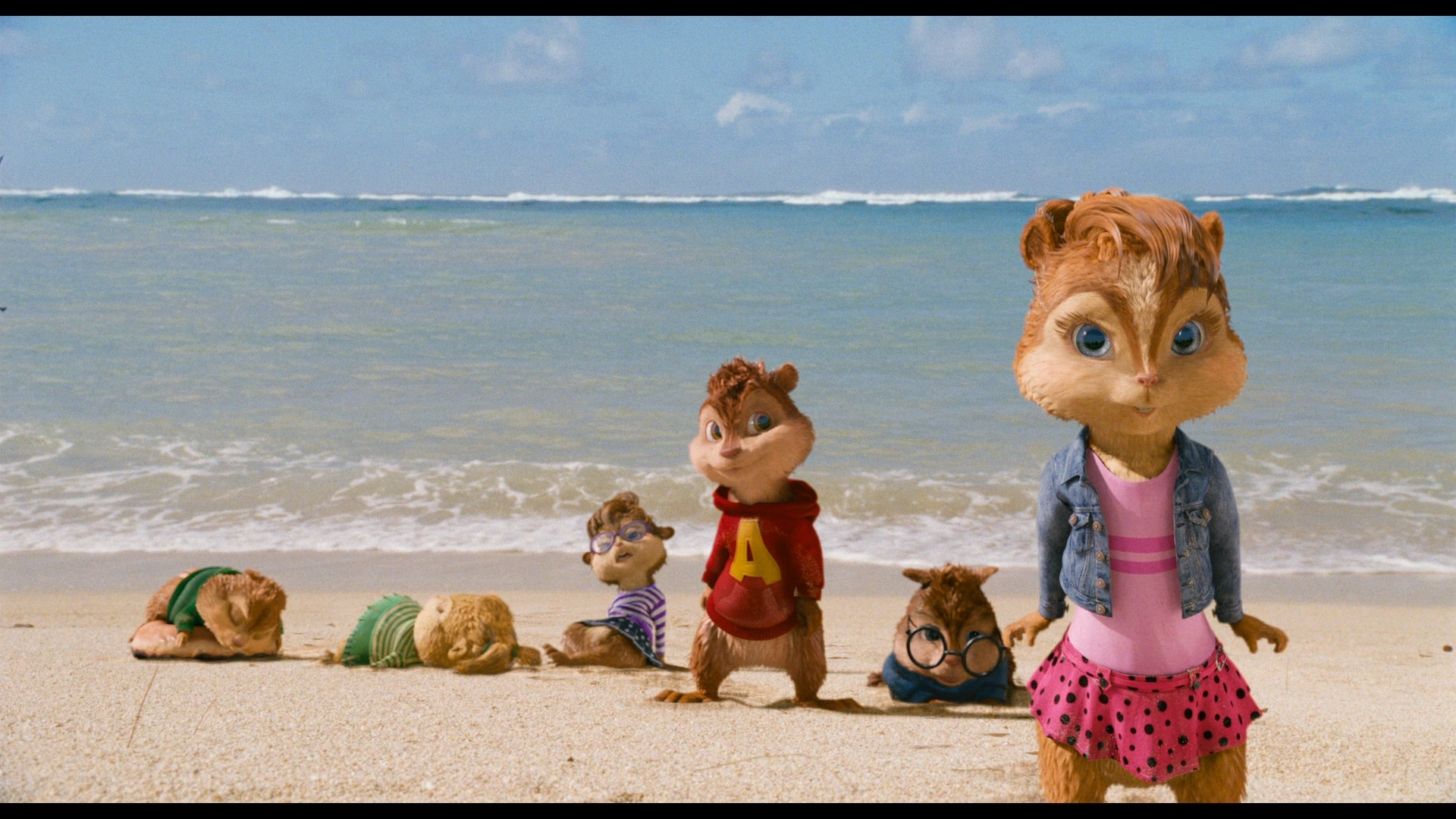 The Chipettes Chipwrecked Jeanette - SH
