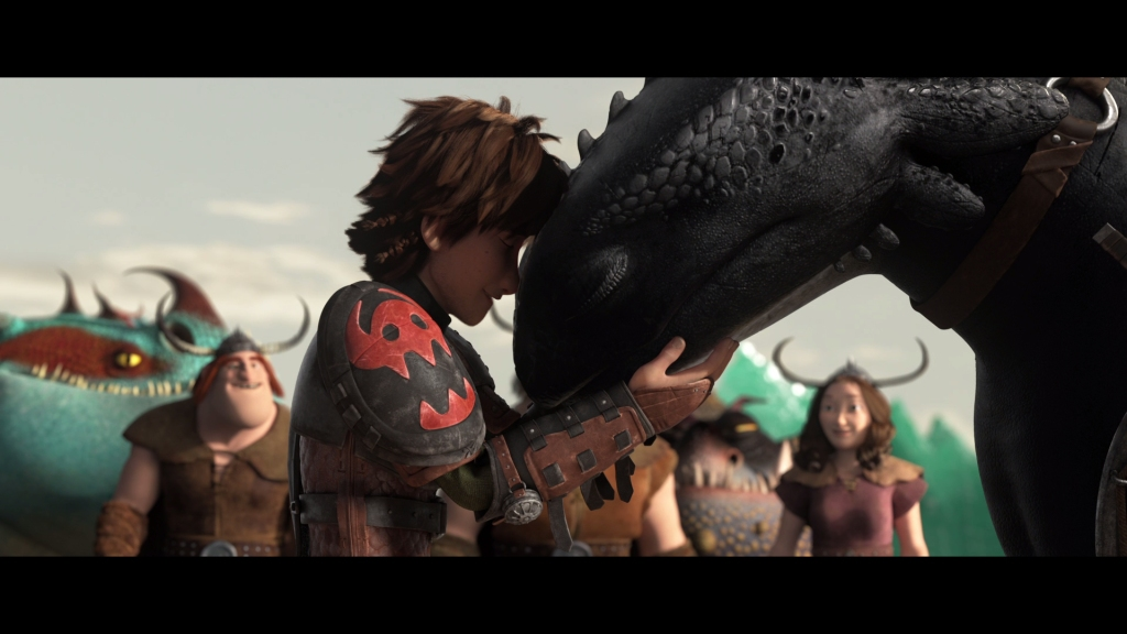 are astrid and hiccup dating