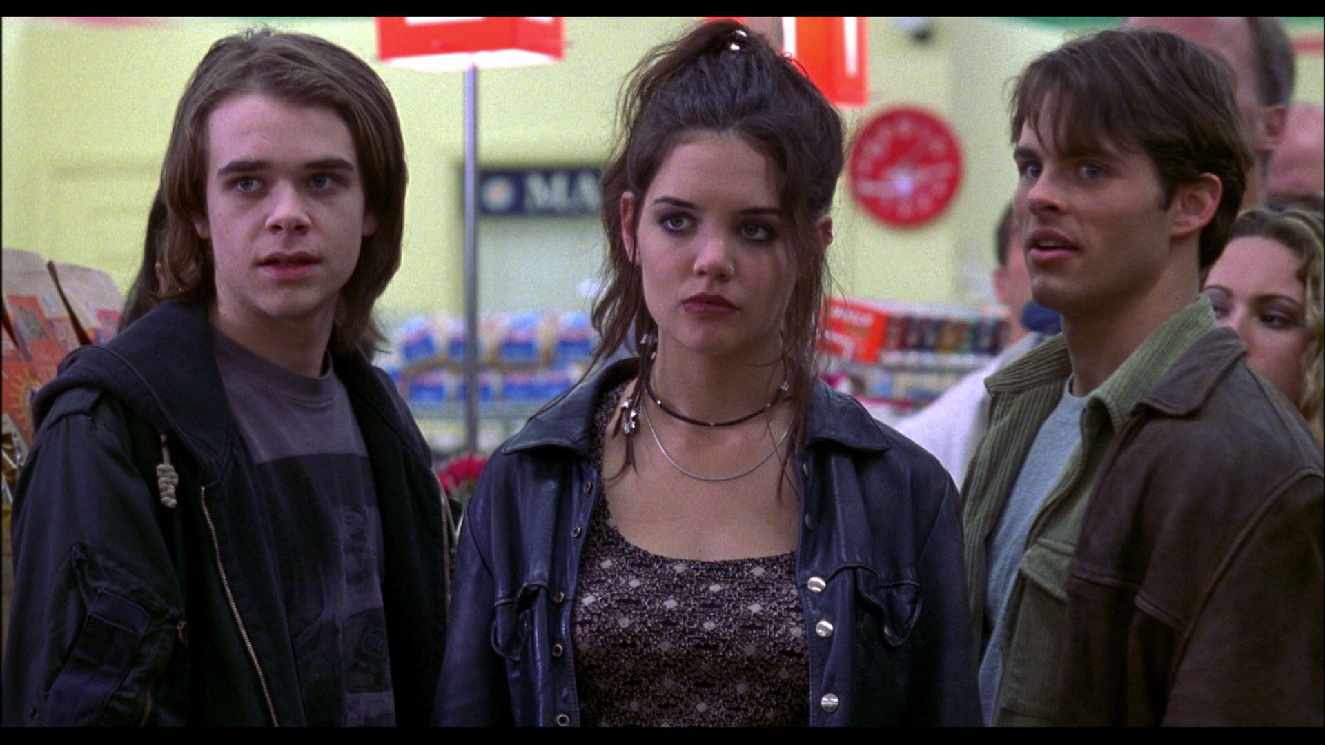 Katie holmes disturbing behavior