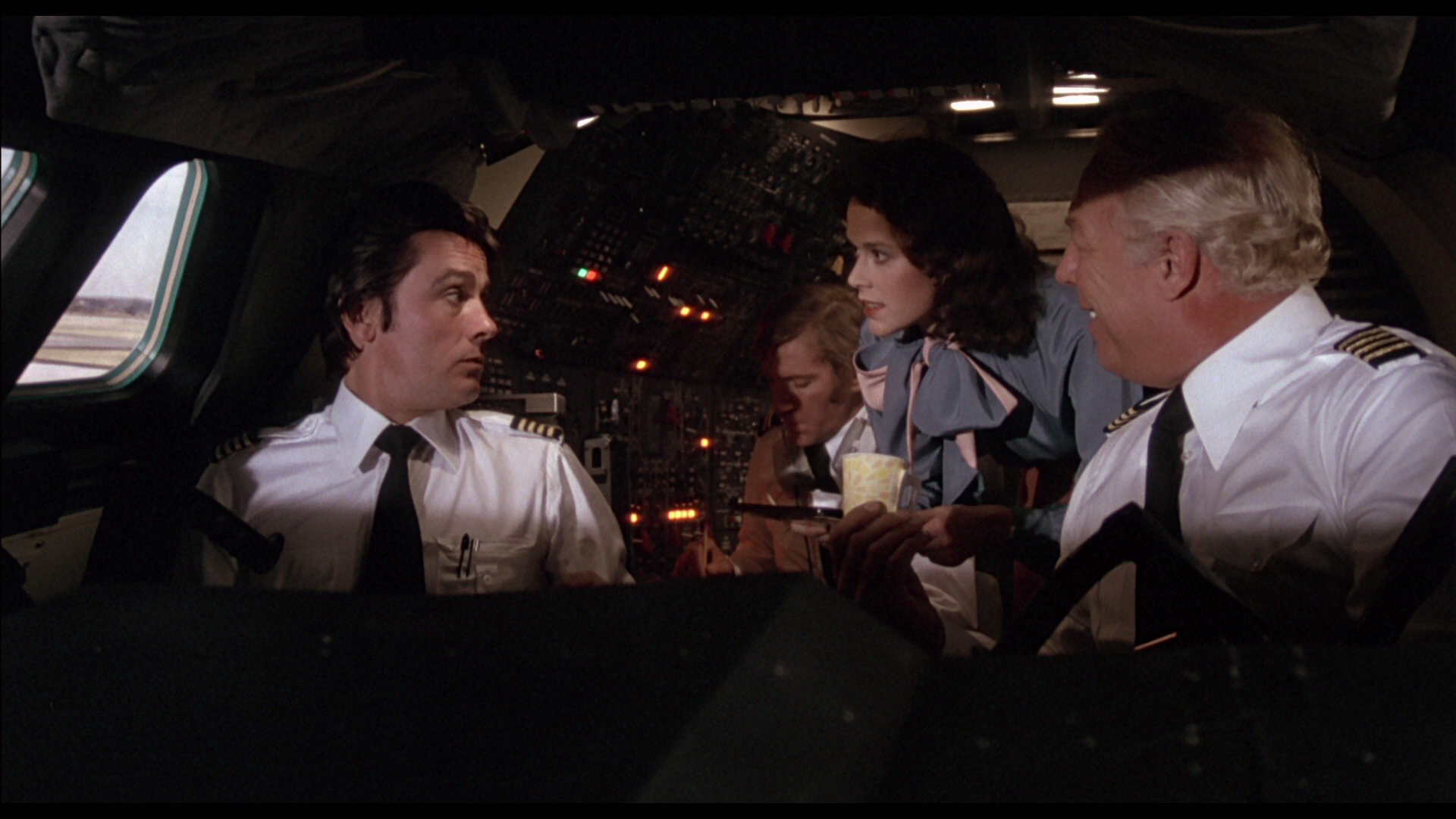 Airport '79: The Concorde Blu-ray screen shot 9