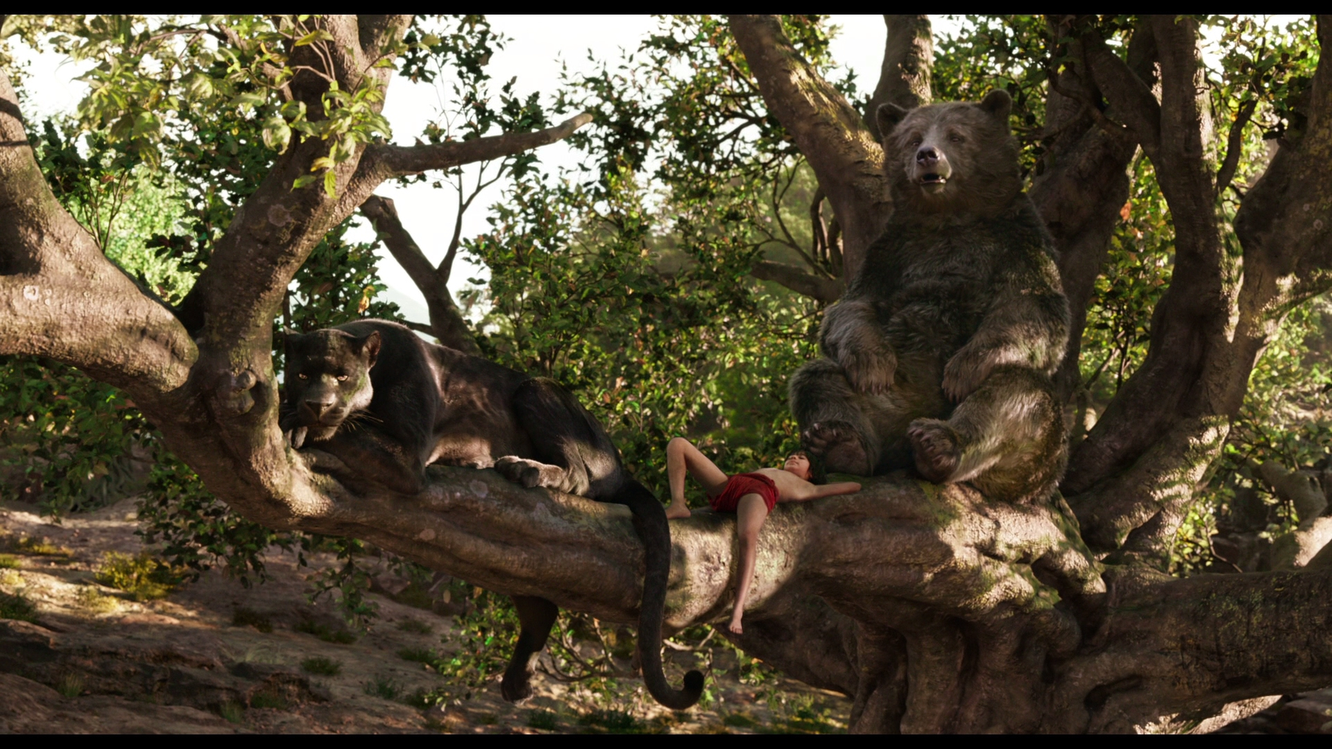 The Jungle Book Blu-ray screen shot 21