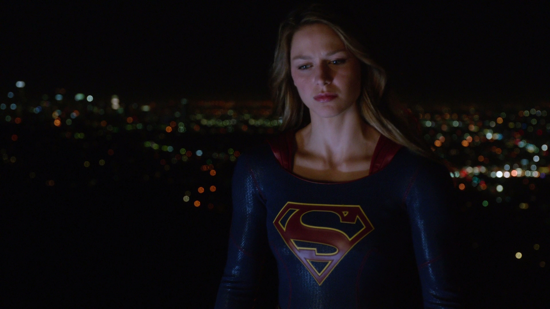 Supergirl: Season 1 Blu-ray screen shot 2