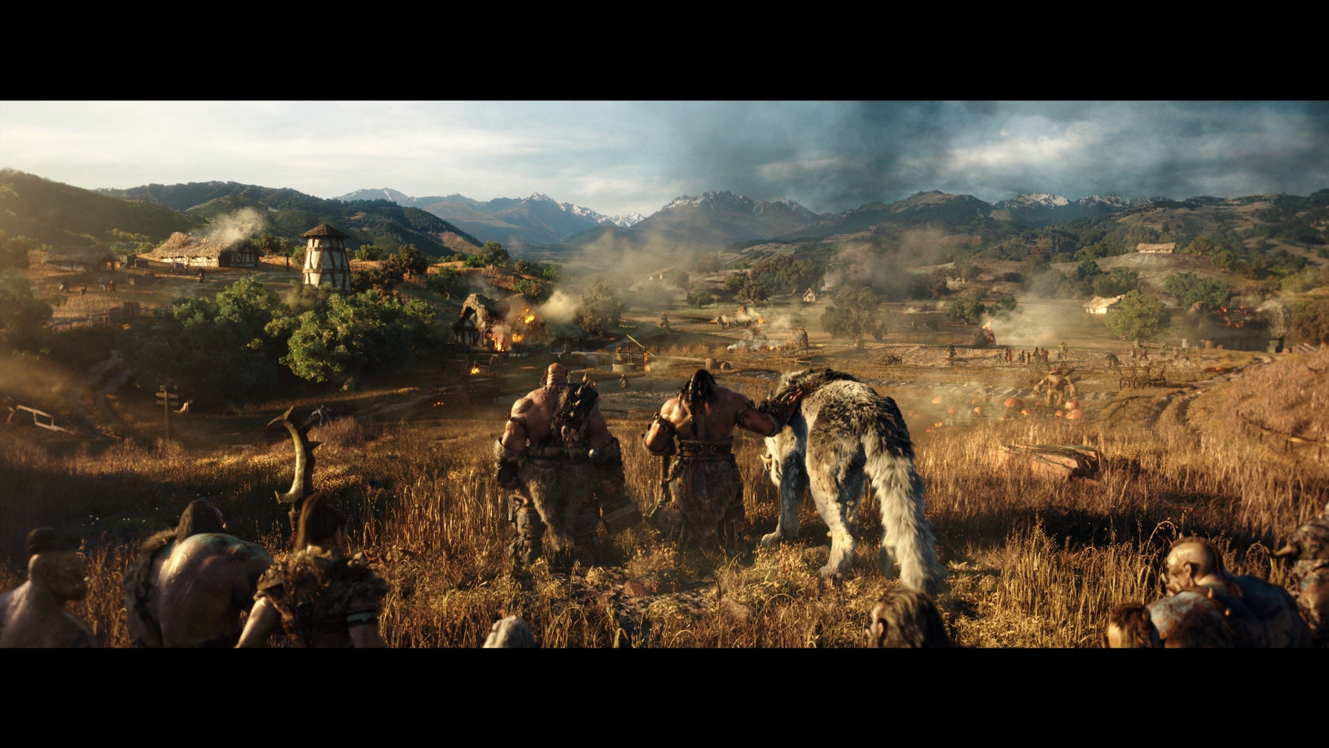 Warcraft Blu-ray screen shot 8