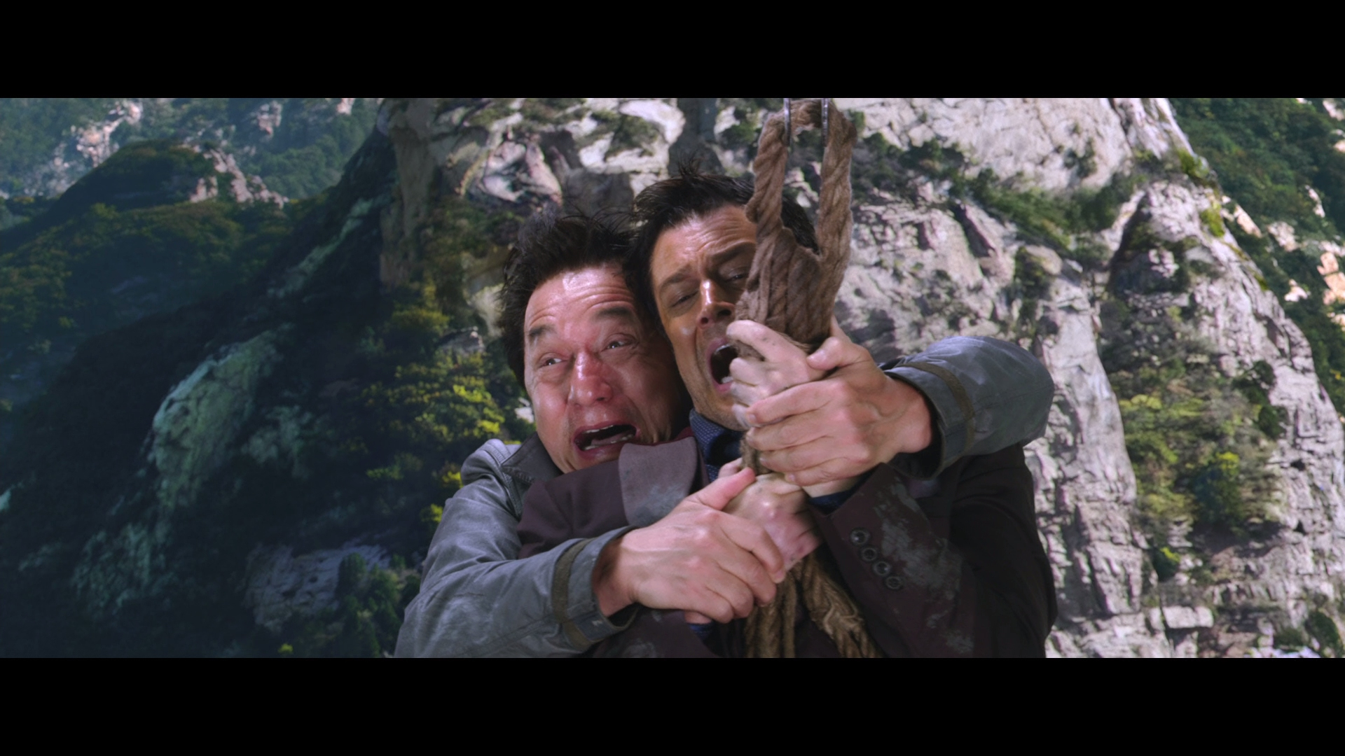 Skiptrace Blu-ray screen shot 13