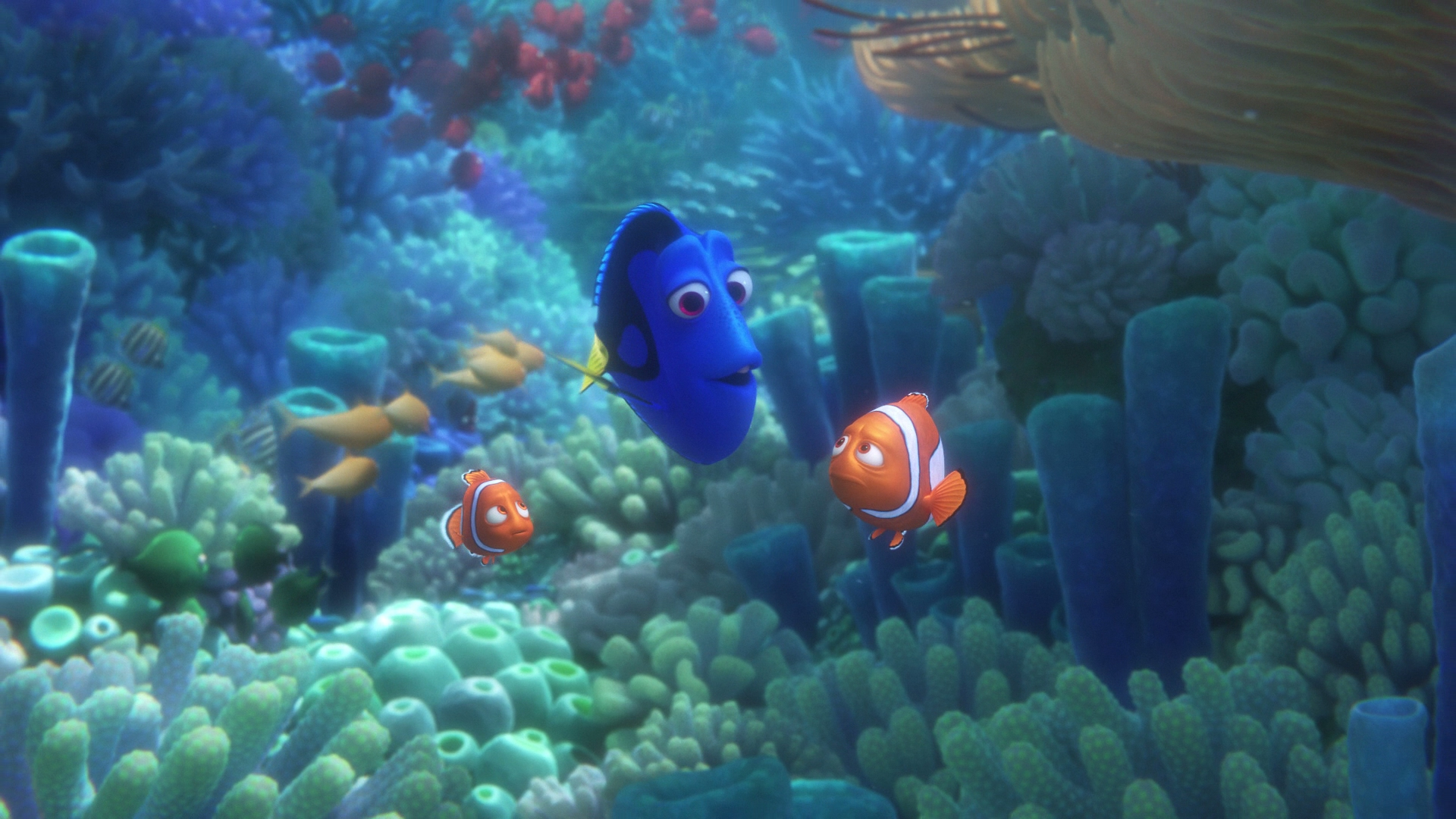 Finding Dory 3d Blu Ray Review Doblu Com