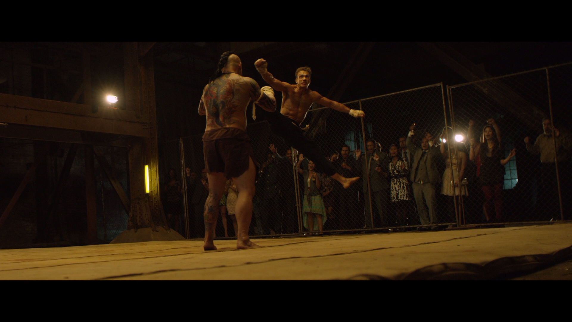Kickboxer: Vegeance Blu-ray screen shot 9